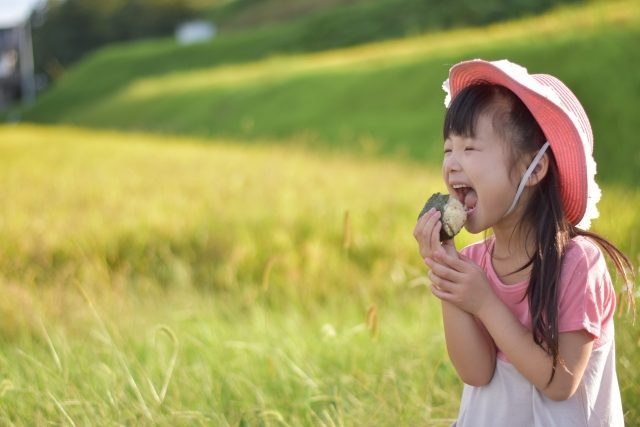 食の原点にかえる話〜穀物について〜