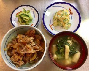 玉ねぎ、きゅうり、ジャガイモNo.2~ 3食材で、くりまわし3日間!