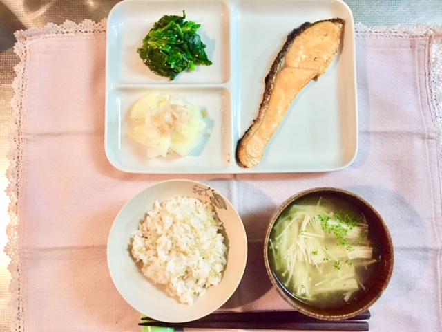 好評!第12弾3食材(ほうれん草、大根、鮭)くりまわし3日間No.1